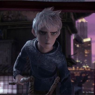 Jack Frost Scared Jack Frost Mad Gif in The Rise