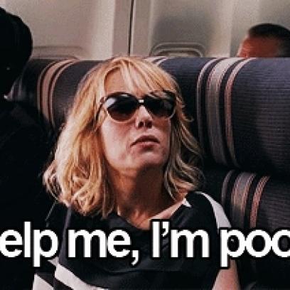 Kristen Wiig Help Me Im Poor In Bridesmaids Gif_408x408 kristen wiig help me i'm poor in bridesmaids gif