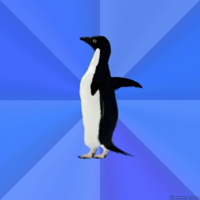 Socially Awesome Penguin Memes