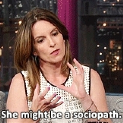 Tina Fey Thinks Her Daughter Might Be a Sociopath