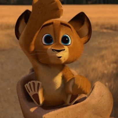 Lion Enjoys Making Jaden Smith Faces In Cute 3D Animation